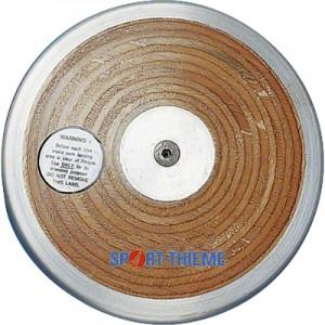 TEKMOVALNI DISK 2 kg LAMINAT