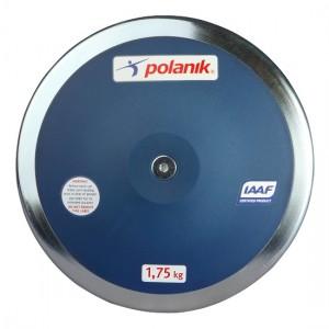 TEKMOVALNI DISK POLANIK 1.75 KG IAAF