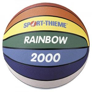 KOŠARKARSKA ŽOGA SPORT-THIEME RAINBOW 2000 VEL 7