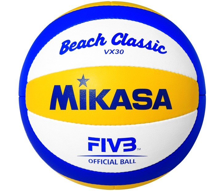ŽOGA ZA ODBOJKO NA MIVKI MIKASA BEACH CLASSIC VX 30