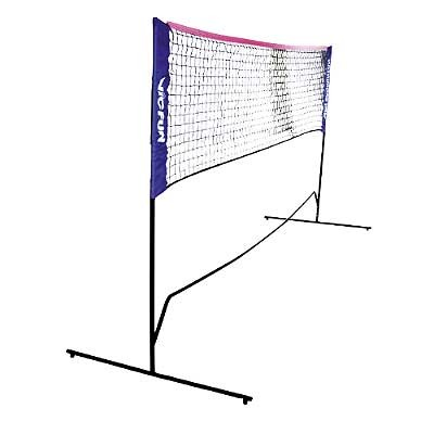 MINI BADMINTON - STOJALO IN MREŽA , 153X300X140 cm