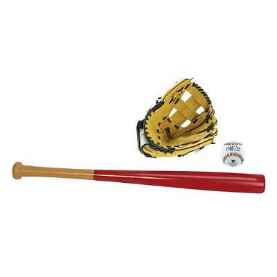 BASEBALL SET SENIOR ZA DESNIČARJE