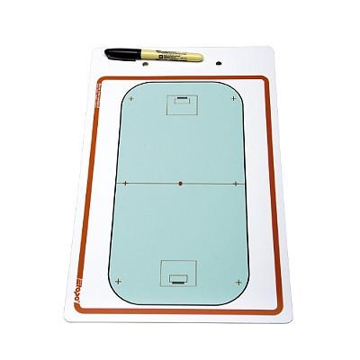 TABLA PIŠI-BRIŠI ZA UNIHOK. 26 x 41 cm - dvostranska