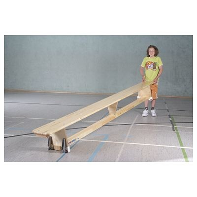TELOVADNA KLOP SPORT-THIEME S KOLEŠČKI, DOLŽINA 4 m, 40,6 kg