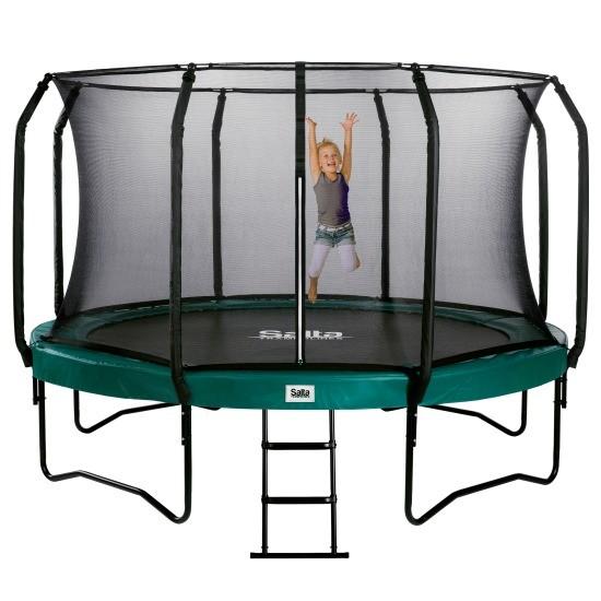 """Trampolin Salta """"prvega razreda"""" Vrtni trampolin za največje zahteve"""