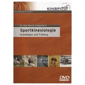 DVD KINEZIOLOGIJA OSNOVE IN TRENING 2 KOS DVD
