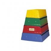 ŠVEDSKA SKRINJA REIVO - 4 DELNA, 130X90X120 cm, 44 kg