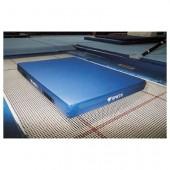 TRAMPOLIN SECURA, 125X175X14 cm, 18,5 kg