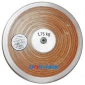 TEKMOVALNI DISK 1.75 kg LAMINAT