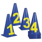 MARKIRNI STOŽEC - ŠTEVILKE 1 - 10 višina 23 cm